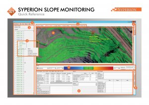 Screenshot SlopeMonitoring
